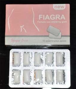 Жвачки Фиагра
