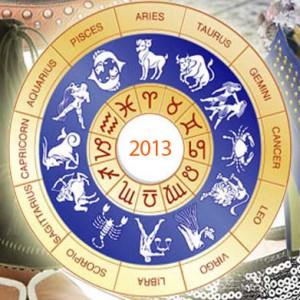 Любовный гороскоп 2013