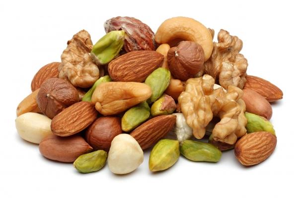 Орехи - незаменимый продукт для мужчин
