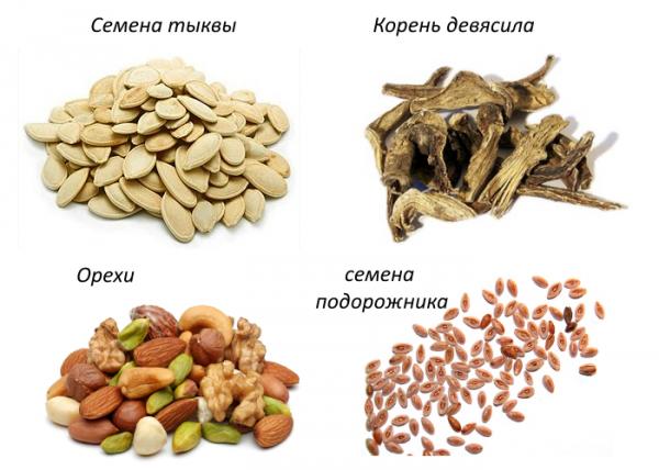 Продукты для улучшения спермы