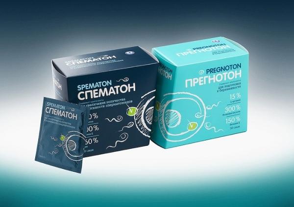 Витамины для улучшения спермы и подвижности сперматозоидов