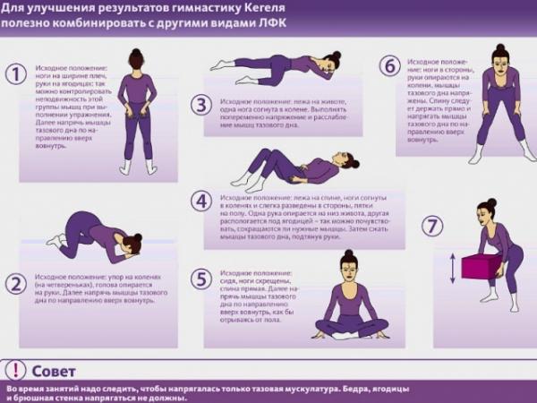 Сильные мышцы влагалища залог здоровья и успеха в интимной сфере