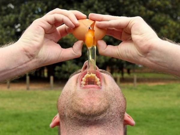 Сырые яйца полезны для мужчин
