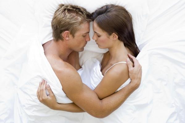 Гармония в сексуальных отношениях - результат стремления обоих партнеров друг к другу