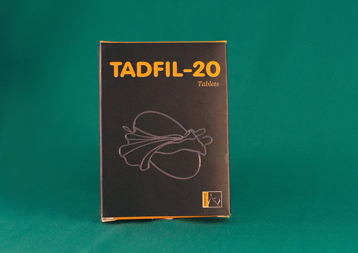 тадалафил 20 мг действие