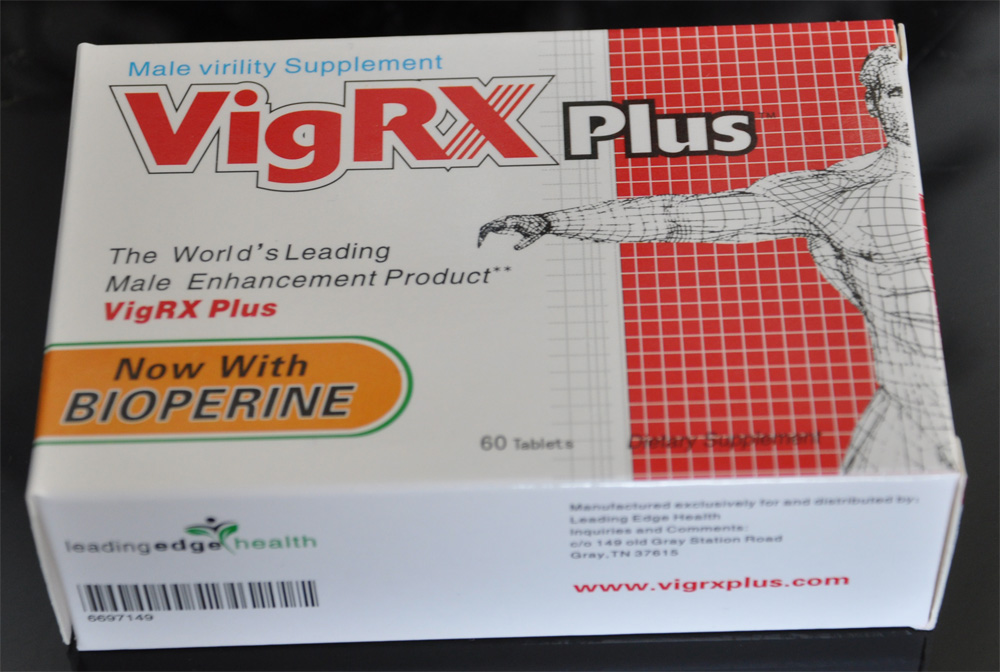 таблетки vigrx plus для чего